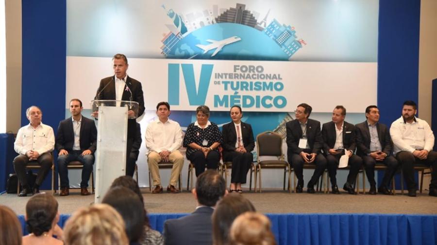 """Inauguran """"IV Foro y exposición Internacional de Turismo Médico"""""""