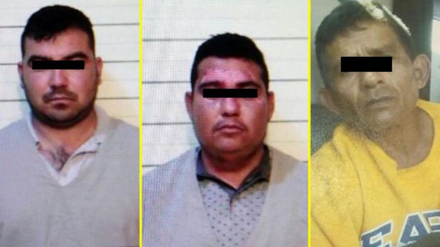 Detienen a tres personas acusados por secuestro en San Fernando
