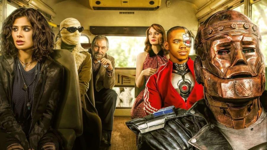 Doom Patrol es renovado para su tercera temporada