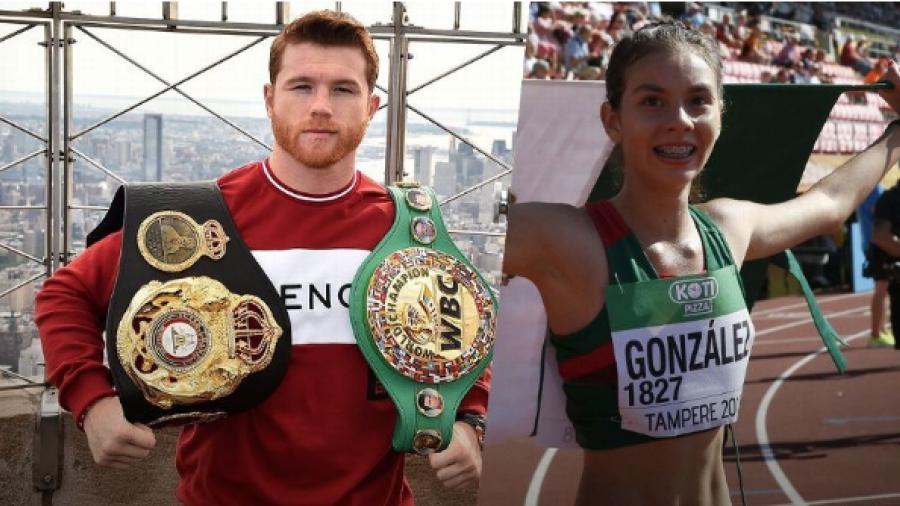 Canelo y Alegna González recibirán Premio Nacional del Deporte