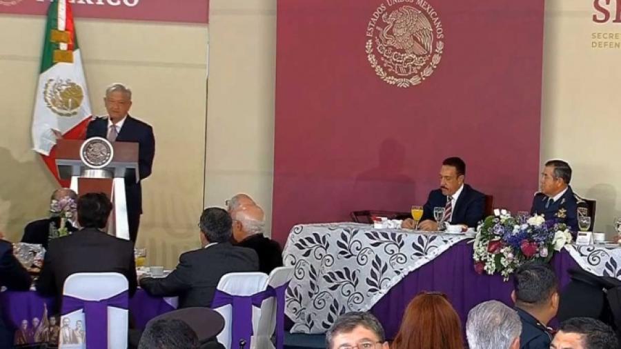 Aeropuerto en Santa Lucía estará en 3 años: AMLO