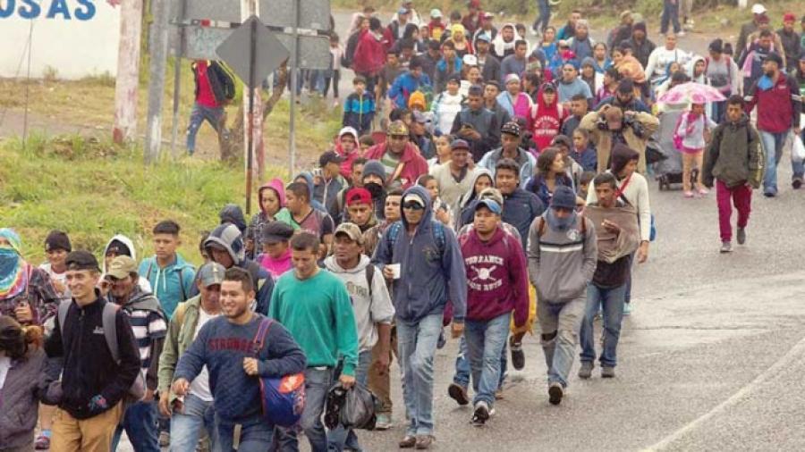 Ya resguardan frontera con Guatemala