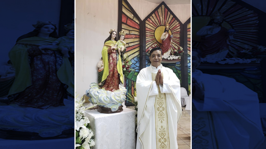 A puñaladas matan a sacerdote al interior de iglesia en Matamoros