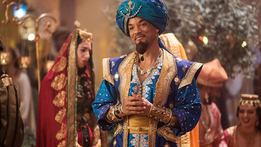 "Anuncian secuela de ""Aladdin"" con Will Smith"