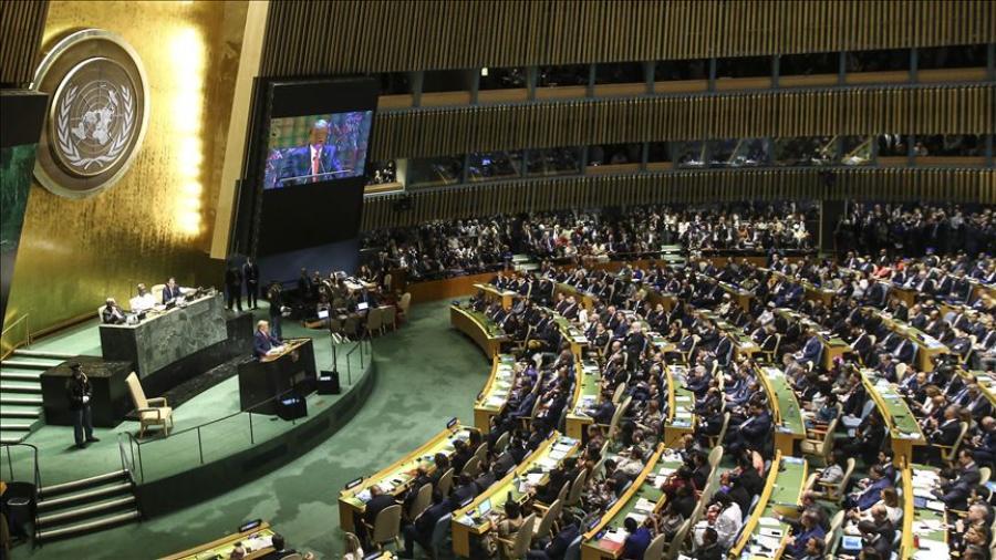 Líderes del mundo celebran Asamblea General de la ONU