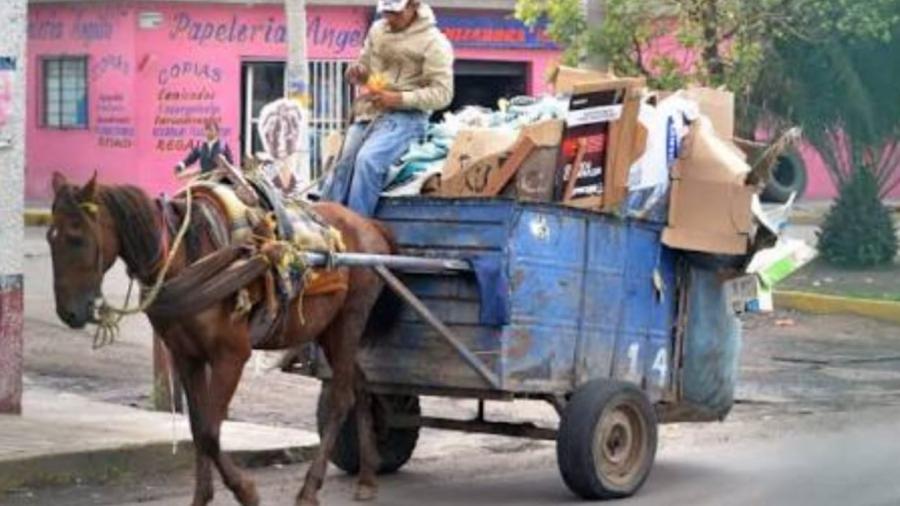 Cerca de 800 carretones continúan operando en Reynosa