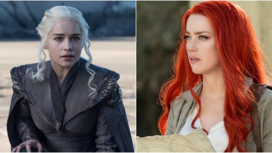 Emilia Clarke reemplazará a Amber Heard en 'Aquaman 2': Forbes