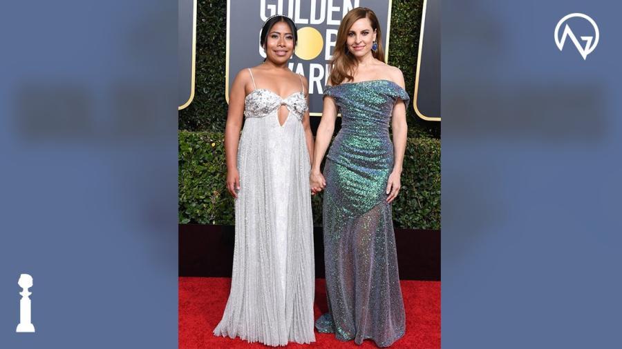 Los mejores looks de la alfombra roja en los Globos de Oro 2019