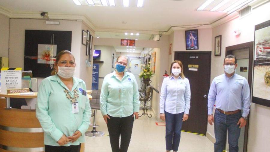 DIF Reynosa realizó firma de convenio con Hospital Esperanza
