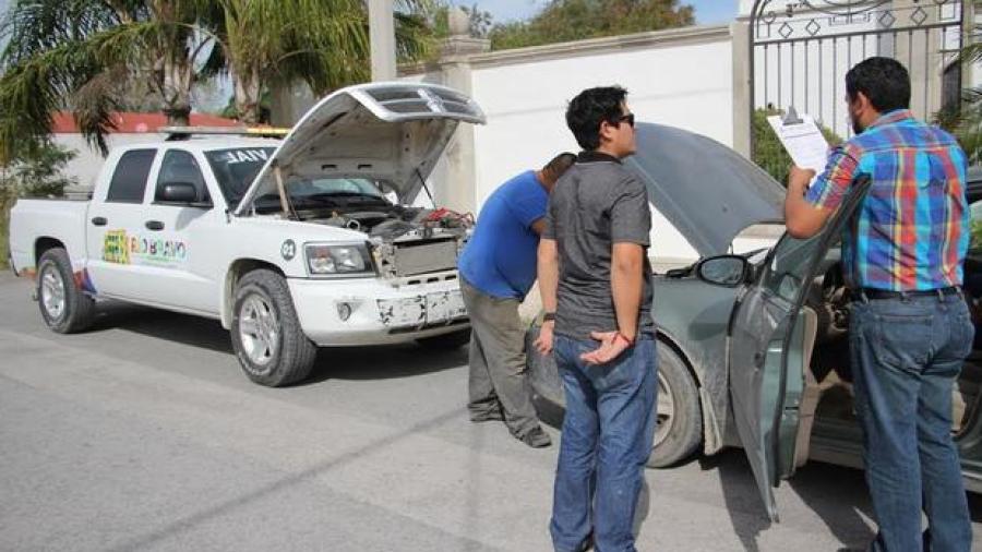 Sigue vigente programa Auxilio Vial en Río Bravo