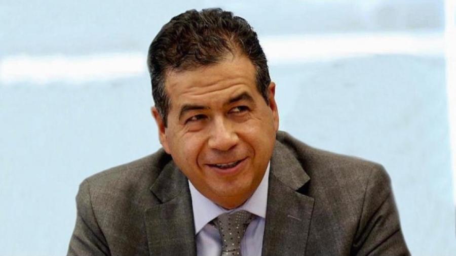 Designan a Mejía Berdeja subsecretario de Seguridad Pública