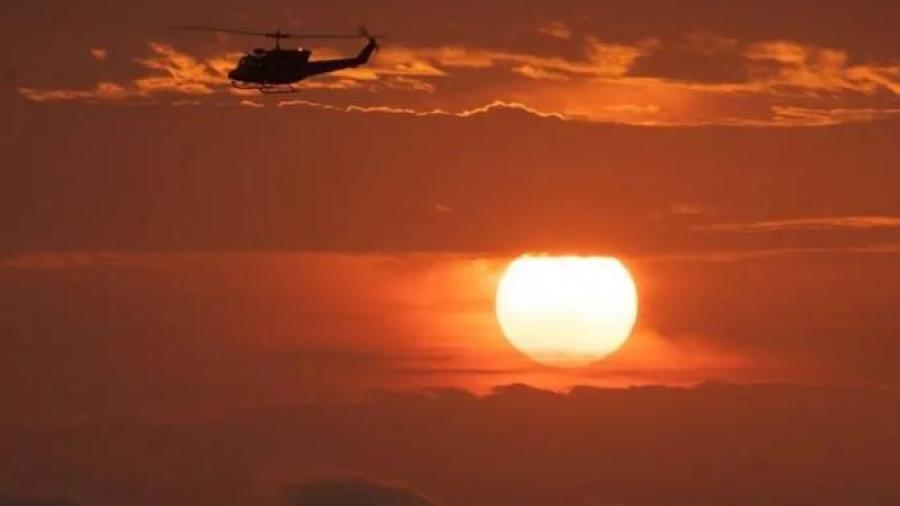 Accidente en helicóptero en Perú deja a 5 elementos muertos