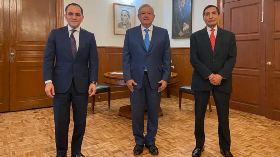 Arturo Herrera deja Hacienda y será propuesto como gobernador del Banco de México