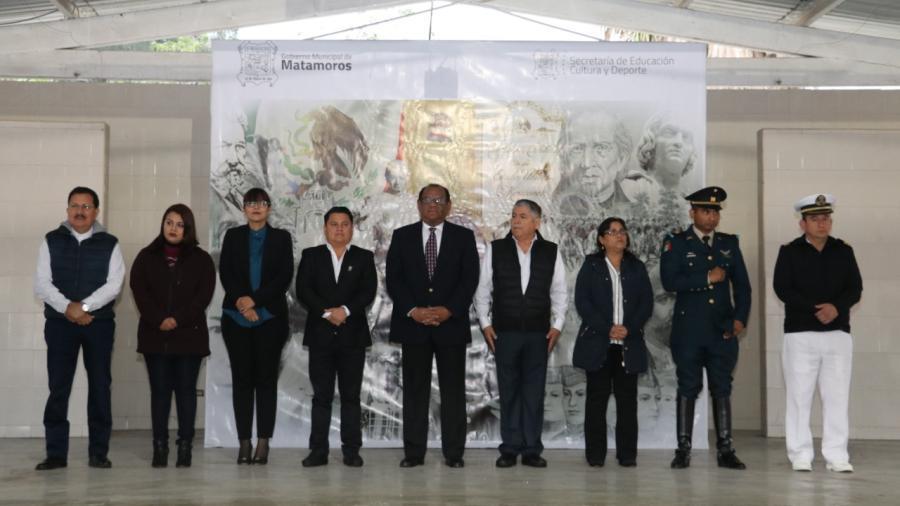 Conmemoran LXXXI aniversario de Expropiación Petrolera