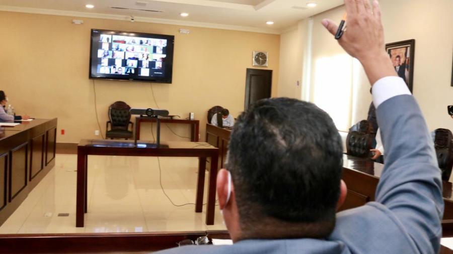 Ratifica cabildo altamirense a presidente municipal en funciones temporal