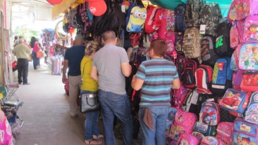 Comerciantes prevén un aumento en sus ventas por Día del niño