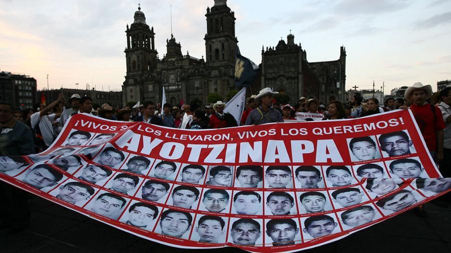"""CNDH elimina oficina que investigaba el """"Caso Iguala"""""""