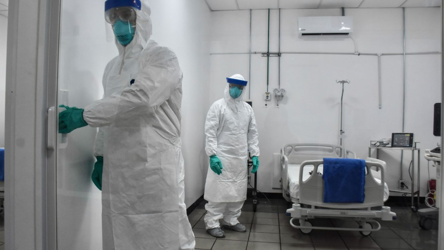 Hospitales al sur de Tamaulipas comienzan a saturarse