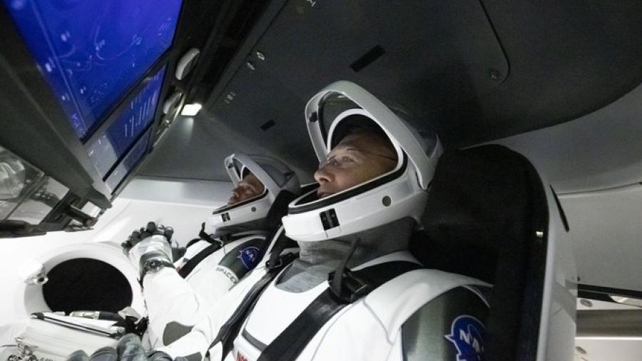 Posponen lanzamiento del Space X, desde Florida por mal tiempo