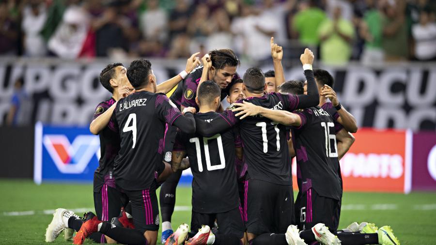 México avanza a la gran final de la Copa Oro 2021