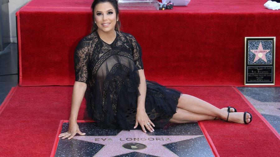 Eva Longoria ya tiene su estrella en Hollywood