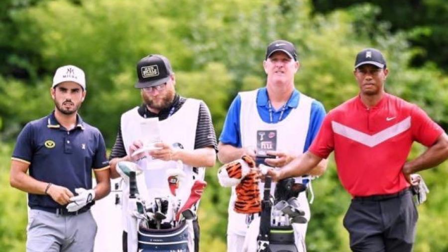 Abraham Ancer se medirá a Tiger Woods en la Presidents Cup