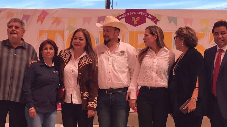 """Celebran """"Día del Turista en Nuevo Progreso"""""""