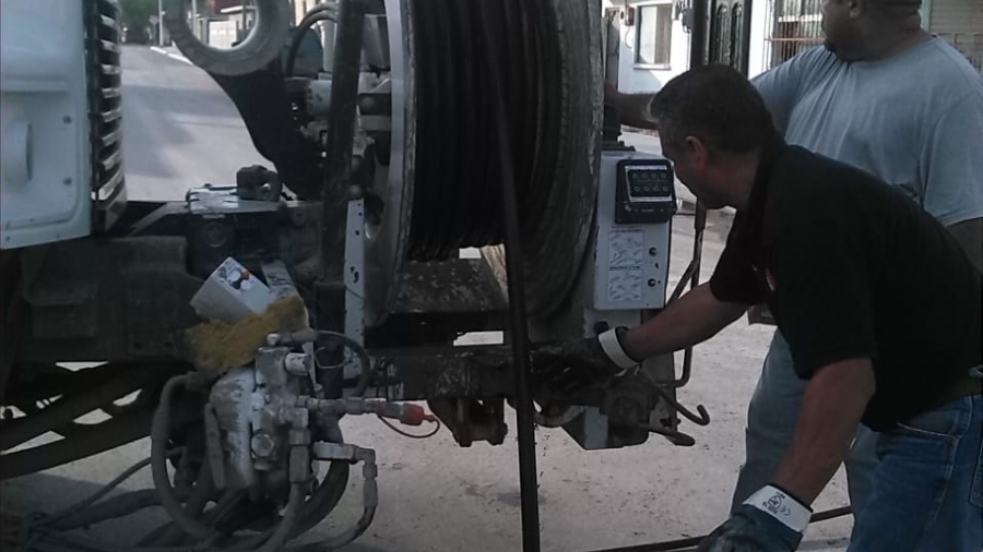 Soluciona COMAPA problemas de drenaje en sur de Reynosa