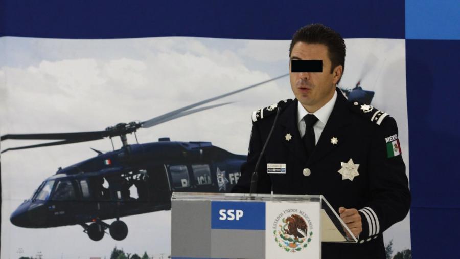 """Dictan auto de formal prisión en contra de Luis """"C"""" por el delito de tortura"""