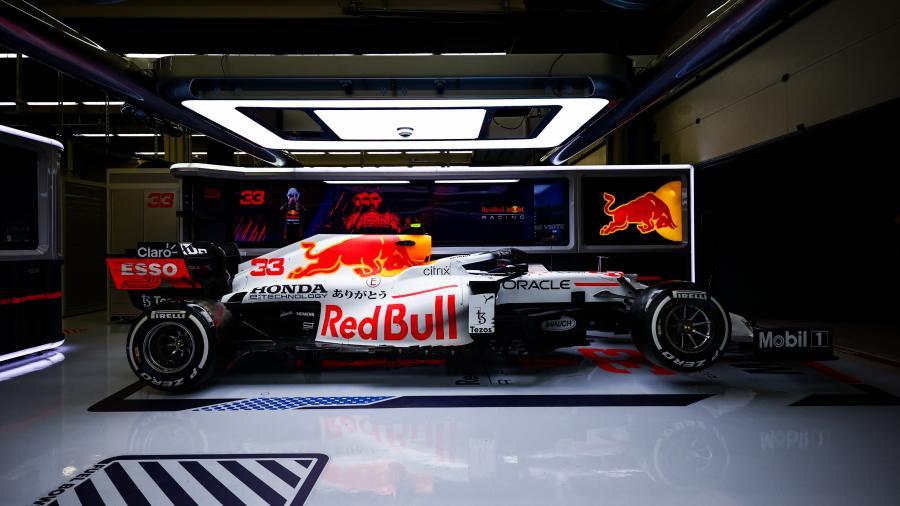 Red Bull Racing muestra diseño completo del RB16B en honor a Honda