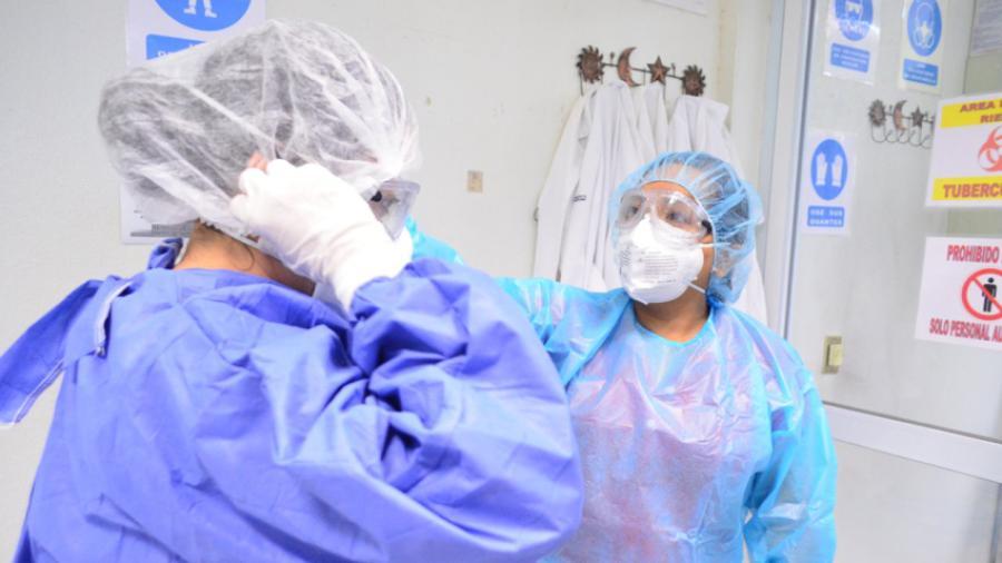 SST registra 163 nuevos casos y 08 defunciones asociadas a COVID-19