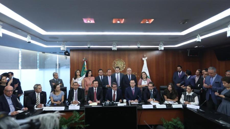 Ya hay acuerdo por unanimidad en el Senado para Guardia Nacional: Monreal