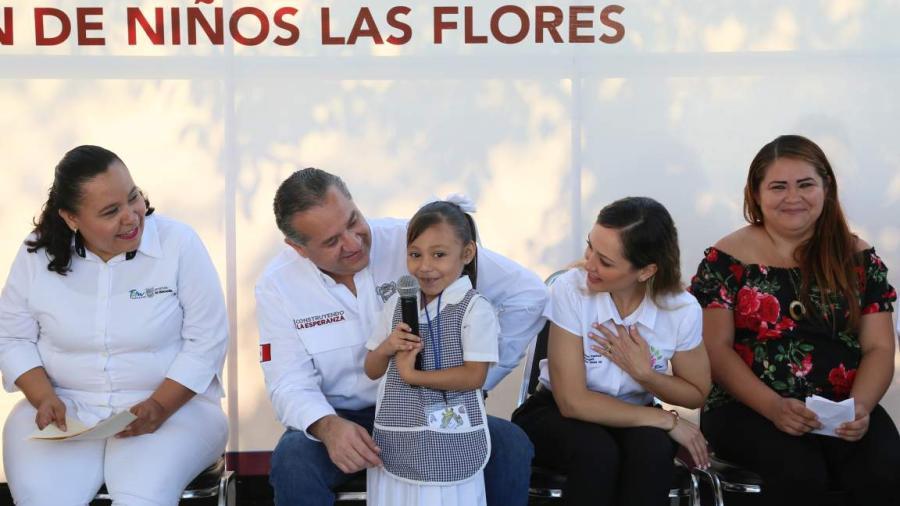 Continúa Madero con más obras públicas en escuelas
