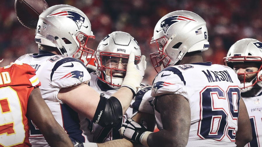 ¡PATRIOTAS AL SUPER BOWL LIII!