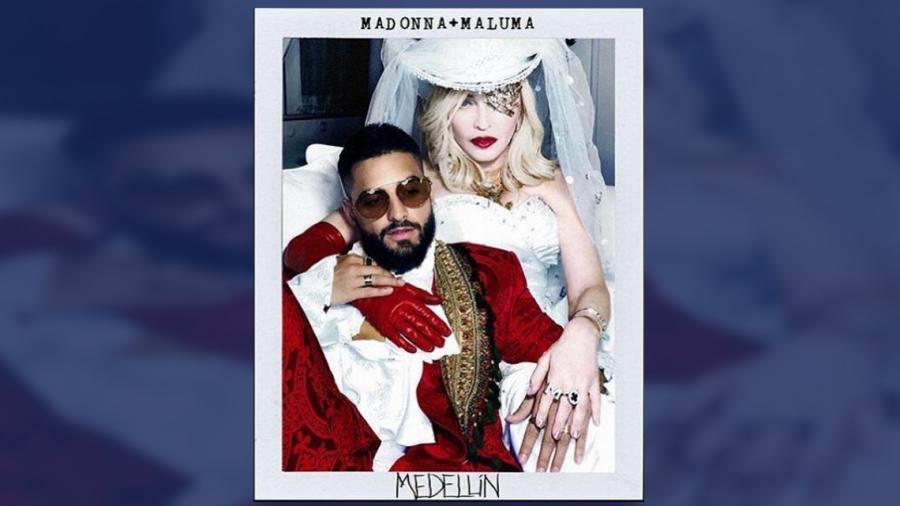 """Así suena la canción """"Medellín""""  de Madonna y Maluma"""