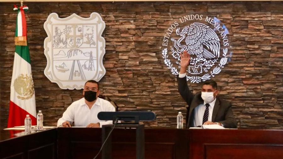 Acuerda cabildo realizar convenio para que el Estado administre la COMAPA Altamira