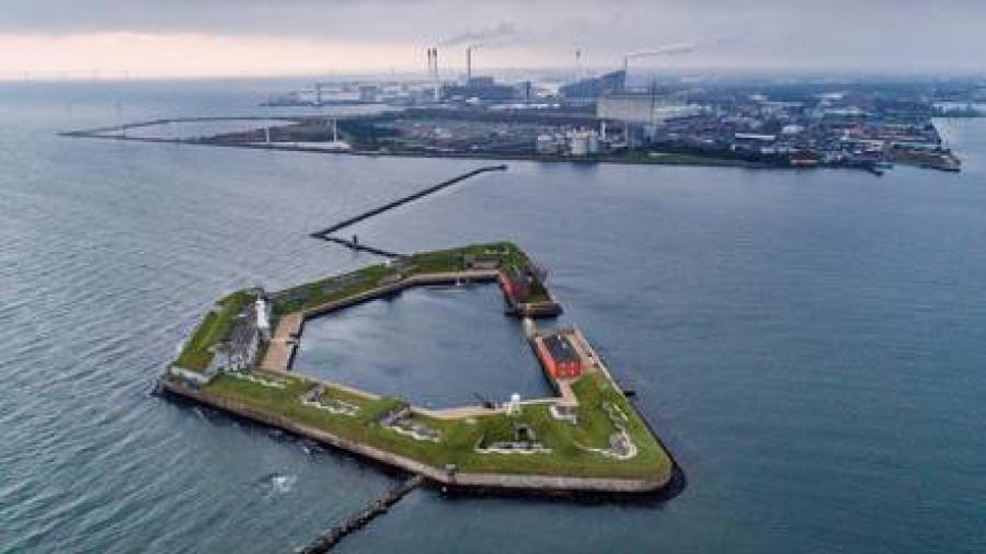 Aprueban construcción de isla artificial en Dinamarca