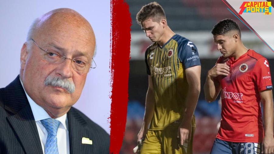 Veracruz podría ser desafiliado de la Liga MX