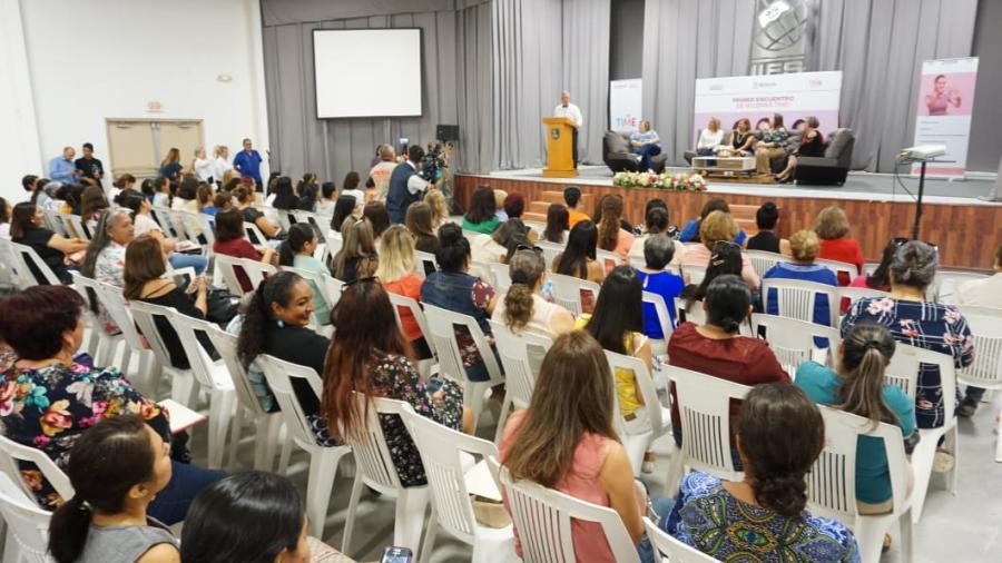 Gobierno de Reynosa ofrece La Llave del Éxito a mujeres emprendedoras