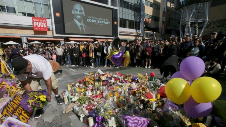 NBA pospone partido entre Lakers y Clippers por duelo tras muerte de Kobe Bryant
