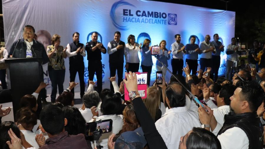 Arrancan campañas políticas en Reynosa