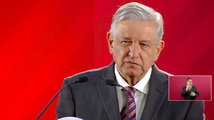 """""""El Chapo"""", Venezuela, Conaliteg, GN, todo esto y más en conferencia matutina de AMLO"""