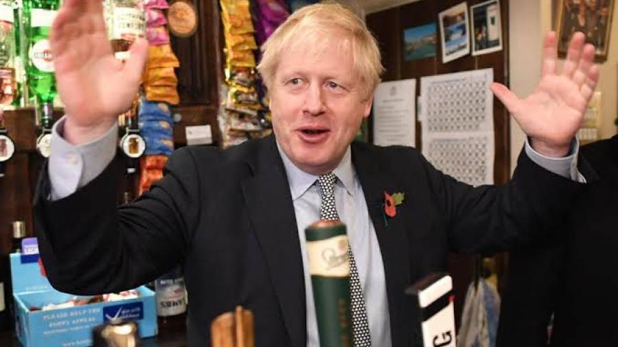 El Reino Unido estará fuera de la UE el 31 de enero: Johnson