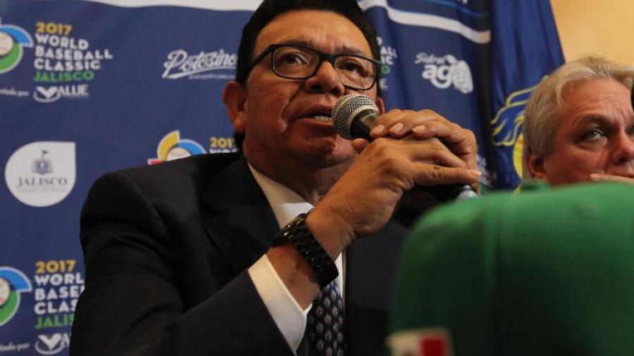 Nombran a Fernando Valenzuela como nuevo comisionado de la LMB