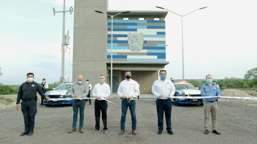 Fortalece Tamaulipas infraestructura para vigilancia carretera