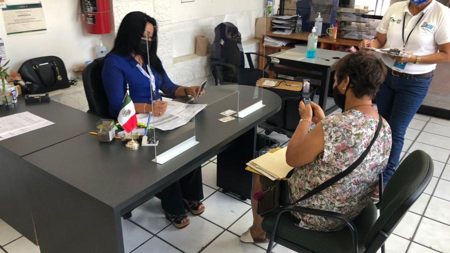 La SRE en Nuevo Laredo cuenta con mecanismos de seguridad para la detección de papelería apócrifa