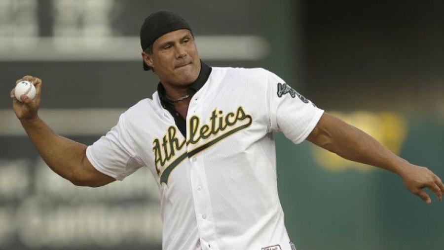 Canseco busca el siguiente comisionado de la MLB