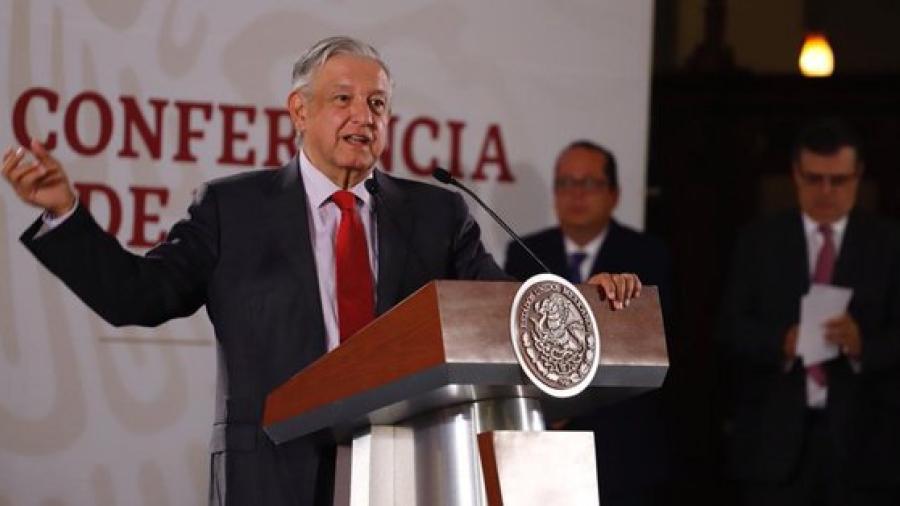 El Salvador, albergues, subasta, esto y más en conferencia de AMLO
