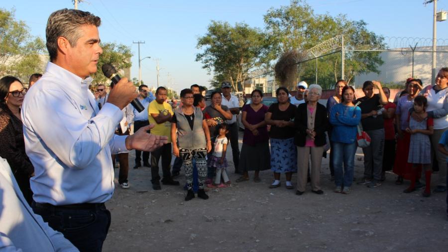 Supervisa gerente de COMAPA abasto de agua en Nuevo México ITAVU