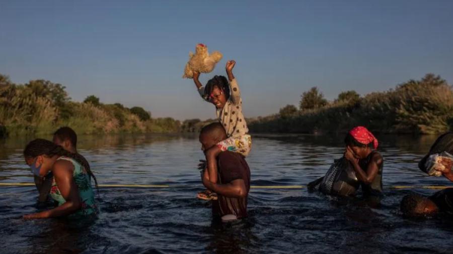 No queremos que México sea un campamento de migrantes: AMLO